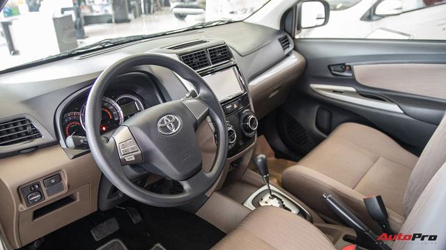 Chi tiết Toyota Avanza - MPV 7 chỗ giá rẻ nhất tại Việt Nam - Ảnh 4.