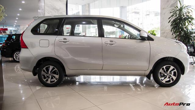 Chi tiết Toyota Avanza - MPV 7 chỗ giá rẻ nhất tại Việt Nam - Ảnh 2.