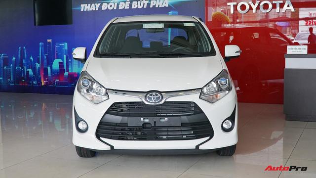 Đánh giá nhanh Toyota Wigo: Thua trang bị, thắng thương hiệu - Ảnh 12.