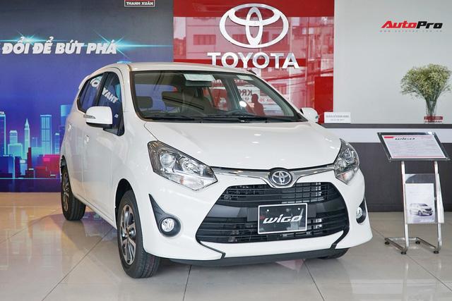 Đánh giá nhanh Toyota Wigo: Thua trang bị, thắng thương hiệu - Ảnh 13.