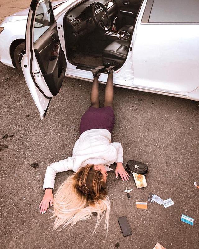 Ngã sấp mặt cùng siêu xe: Hot trend mới của hội con nhà giàu thế giới - Ảnh 17.
