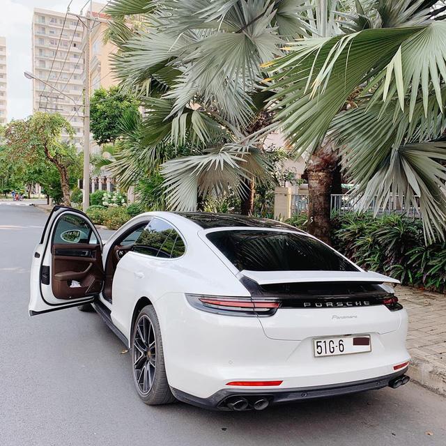 Người đẹp Diệp Lâm Anh nói: Lỗ như ngất đi khi rao bán Porsche Panamera 2018 chạy lướt - Ảnh 4.