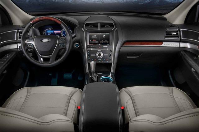 """Nhanh chân về Việt Nam, Ford Explorer thừa cơ hội giữ ngôi """"vua"""" SUV trong tầm tiền - Ảnh 2."""