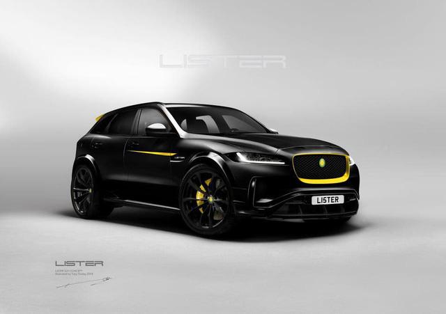 Jaguar F-Pace độ với tham vọng soán ngôi SUV nhanh nhất thế giới - Ảnh 2.