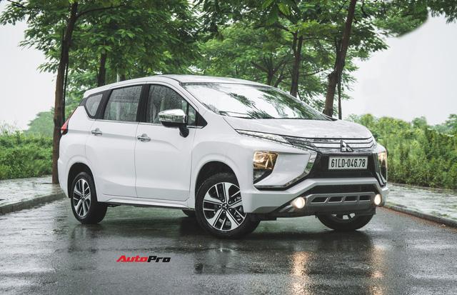 Đánh giá Mitsubishi Xpander: Cơ hội vụt sáng doanh số đã tới - Ảnh 15.