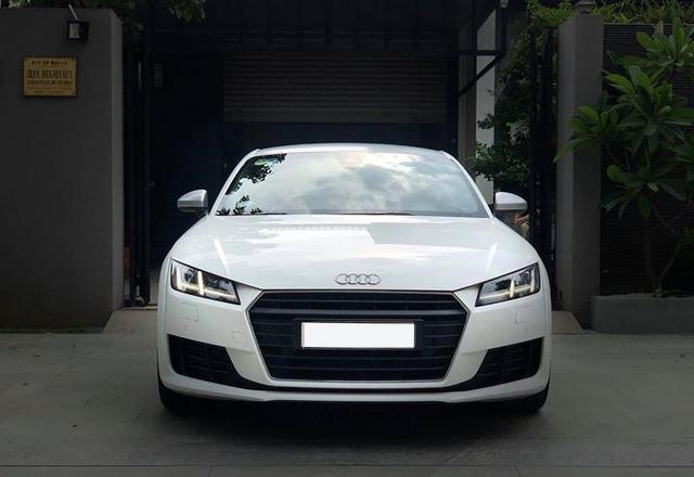 Lăn bánh chưa tới 8.000 km, Audi TT 2016 lên đường tìm chủ mới - Ảnh 1.