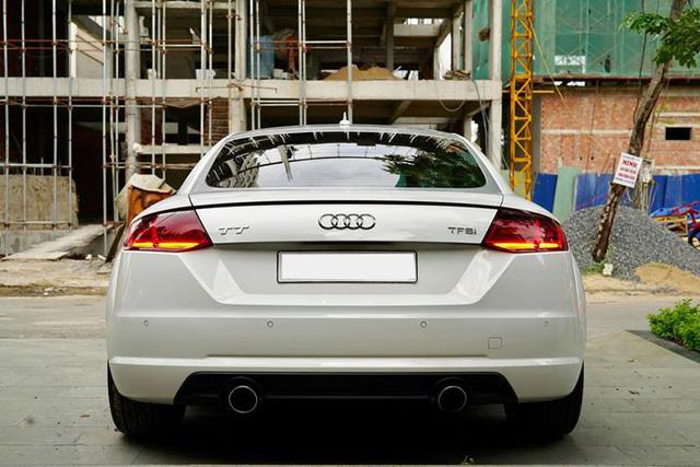 Lăn bánh chưa tới 8.000 km, Audi TT 2016 lên đường tìm chủ mới - Ảnh 2.