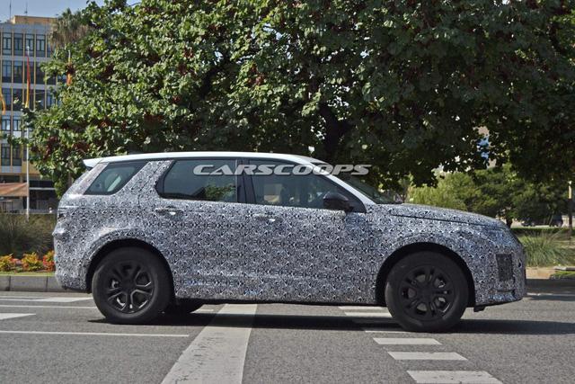 Land Rover Discovery Sport 2020 là đây - Ảnh 3.