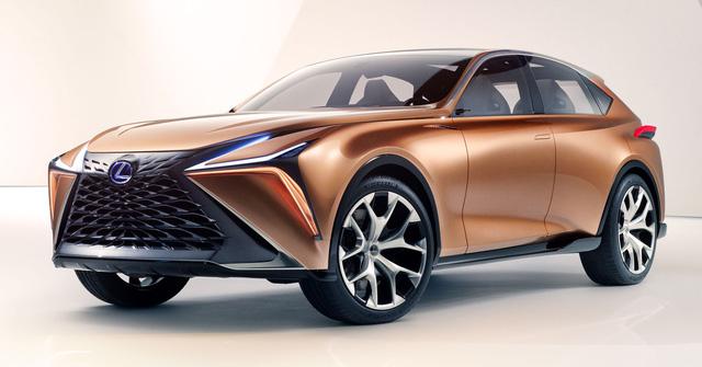 Lexus hé lộ chủ lực bí ẩn mới, liệu có phải LF-1? - Ảnh 2.