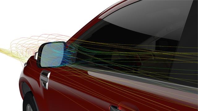 Kỹ sư Ford muốn tháo gương chiếu hậu ô tô để tiết kiệm nhiên liệu - Ảnh 1.