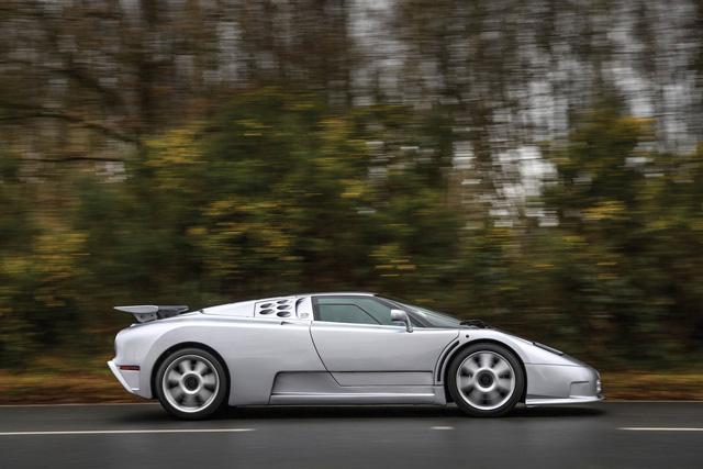 Không phải Veyron hay Chiron, EB110 SS mới là chiếc Bugatti tuyệt vời nhất - Ảnh 2.