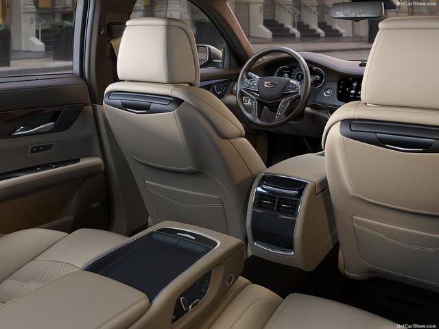 Sedan hạng sang Cadillac CT6 Premium Luxury đầu tiên xuất hiện tại Hà Nội - Ảnh 6.