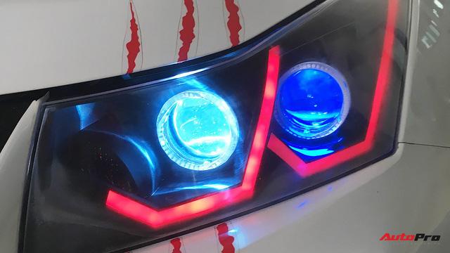 Chevrolet Cruze lên phong cách siêu xe Lamborghini Huracan tại Tây Ninh - Ảnh 4.