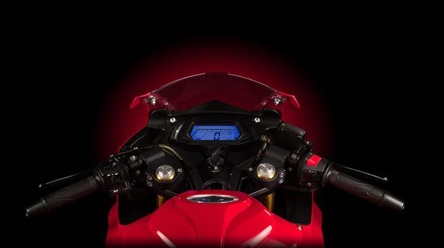 GPX Demon 150GR - xe nhái Ducati Panigale tiếp tục ra mắt tại Đông Nam Á - Ảnh 4.