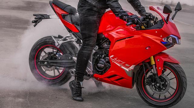 GPX Demon 150GR - xe nhái Ducati Panigale tiếp tục ra mắt tại Đông Nam Á - Ảnh 3.