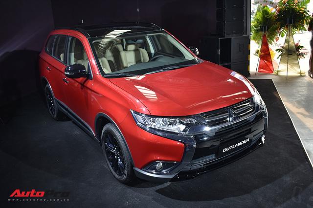 Chi tiết Mitsubishi Outlander lắp ráp trong nước giá từ 808 triệu đồng - Ảnh 7.
