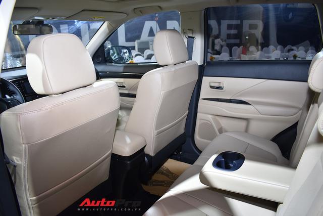 Chi tiết Mitsubishi Outlander lắp ráp trong nước giá từ 808 triệu đồng - Ảnh 18.