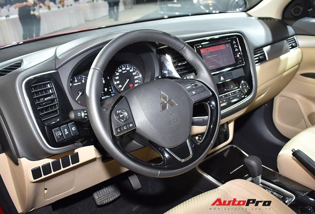Chi tiết Mitsubishi Outlander lắp ráp trong nước giá từ 808 triệu đồng - Ảnh 15.