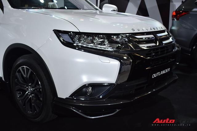 Chi tiết Mitsubishi Outlander lắp ráp trong nước giá từ 808 triệu đồng - Ảnh 11.