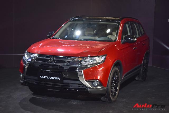 Chi tiết Mitsubishi Outlander lắp ráp trong nước giá từ 808 triệu đồng - Ảnh 1.