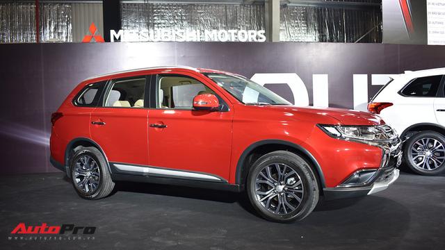 Chi tiết Mitsubishi Outlander lắp ráp trong nước giá từ 808 triệu đồng - Ảnh 8.