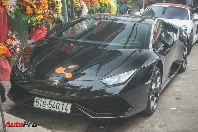 Lamborghini Huracan đen độc nhất Việt Nam về tay đại gia Bitcoin - Ảnh 2.