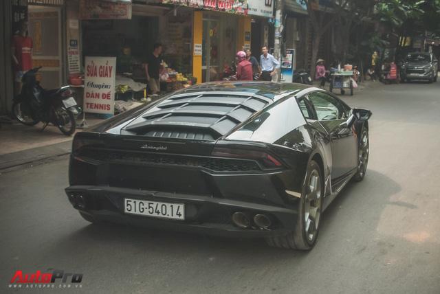 Lamborghini Huracan đen độc nhất Việt Nam về tay đại gia Bitcoin - Ảnh 6.