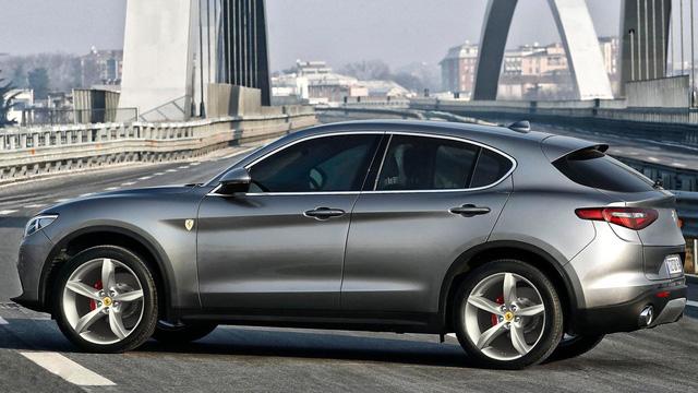 Không chỉ xác nhận, Ferrari còn muốn ra lò SUV nhanh nhất thế giới - Ảnh 1.