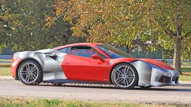 Thêm nhiều thông tin về siêu xe Ferrari 488 mới được hé lộ - Ảnh 1.