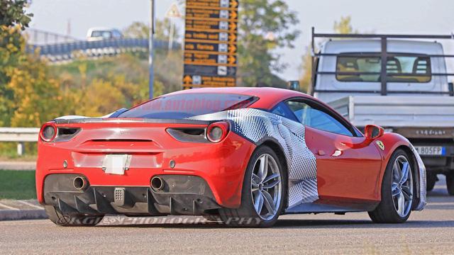 Thêm nhiều thông tin về siêu xe Ferrari 488 mới được hé lộ - Ảnh 2.