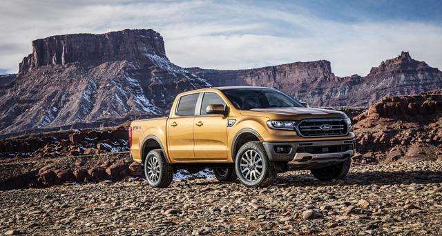 Ford Ranger mới ra mắt với động cơ EcoBoost và hộp số tự động 10 cấp - Ảnh 3.