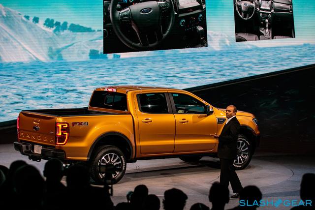 Cận cảnh chiếc Ford Ranger 2019 động cơ EcoBoost tại Detroit - Ảnh 1.