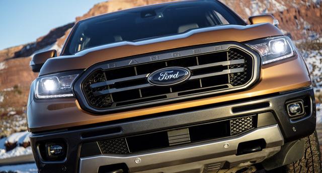 Ford Ranger mới ra mắt với động cơ EcoBoost và hộp số tự động 10 cấp - Ảnh 6.