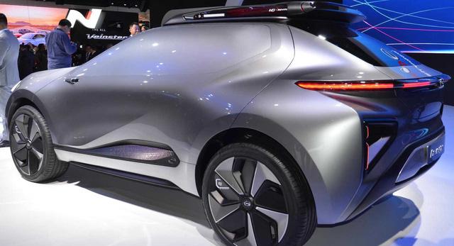 GAC Enverge - SUV điện Trung Quốc không cửa sổ, mở dạng cánh chim - Ảnh 3.