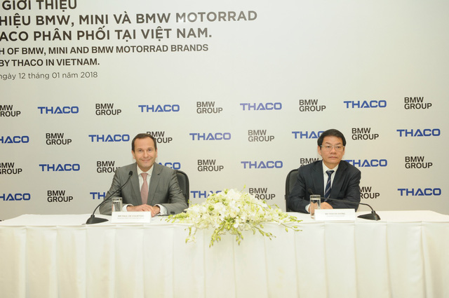 Tiếp nhận BMW và MINI, Trường Hải lên kế hoạch nâng quy mô đại lý gấp 3 lần Euro Auto - Ảnh 1.