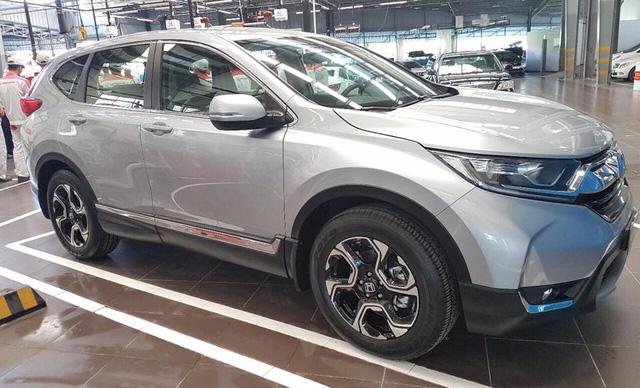 Nhiều khách Việt hủy đặt cọc Honda CR-V do giá cao hơn dự kiến - Ảnh 3.