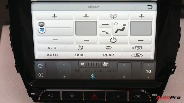 Đánh giá màn hình kiểu Tesla cho xe Toyota: đa dạng tính năng, hiển thị chưa tốt - Ảnh 9.