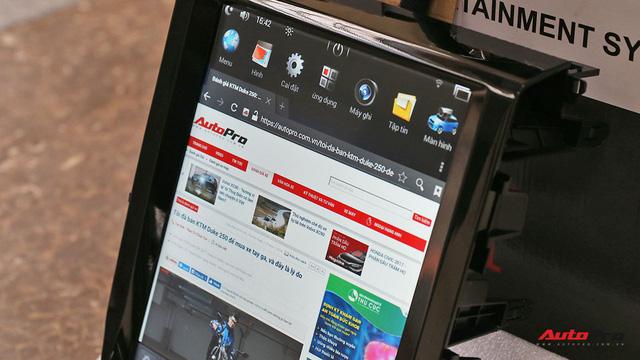 Đánh giá màn hình kiểu Tesla cho xe Toyota: đa dạng tính năng, hiển thị chưa tốt - Ảnh 7.
