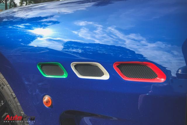 Maserati GranTurismo MC Stradale từng của Minh Nhựa xuất hiện tại Sài Gòn - Ảnh 8.