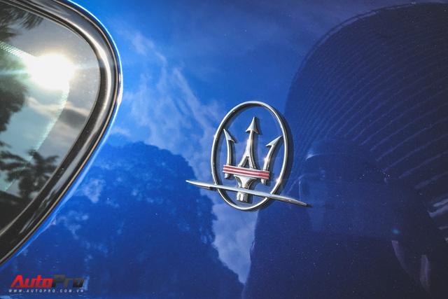 Maserati GranTurismo MC Stradale từng của Minh Nhựa xuất hiện tại Sài Gòn - Ảnh 10.