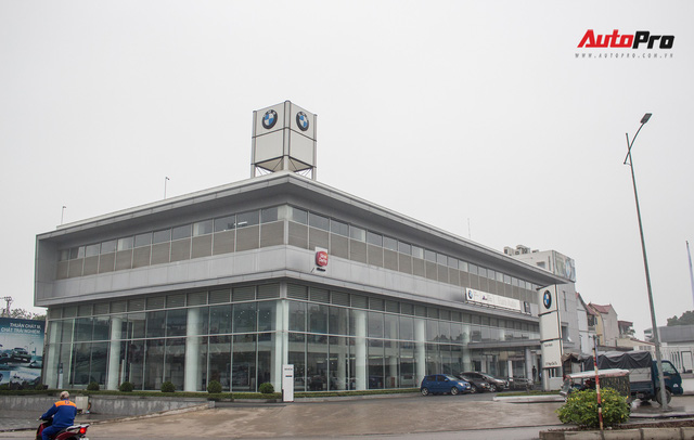 THACO chỉ tiếp quản một showroom BMW của Euro Auto tại Hà Nội? - Ảnh 8.