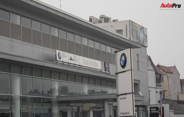 THACO chỉ tiếp quản một showroom BMW của Euro Auto tại Hà Nội? - Ảnh 9.