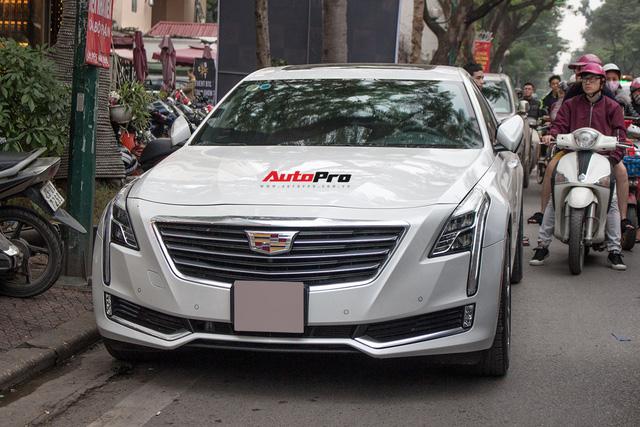 Sedan hạng sang Cadillac CT6 Premium Luxury đầu tiên xuất hiện tại Hà Nội - Ảnh 7.