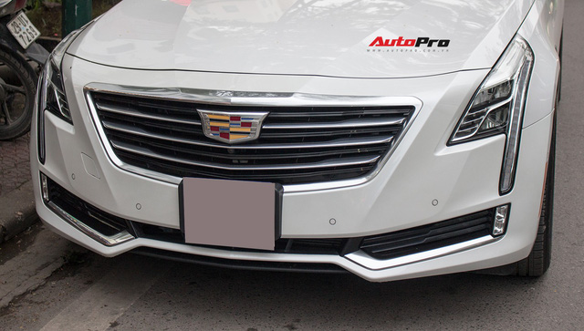 Sedan hạng sang Cadillac CT6 Premium Luxury đầu tiên xuất hiện tại Hà Nội - Ảnh 13.