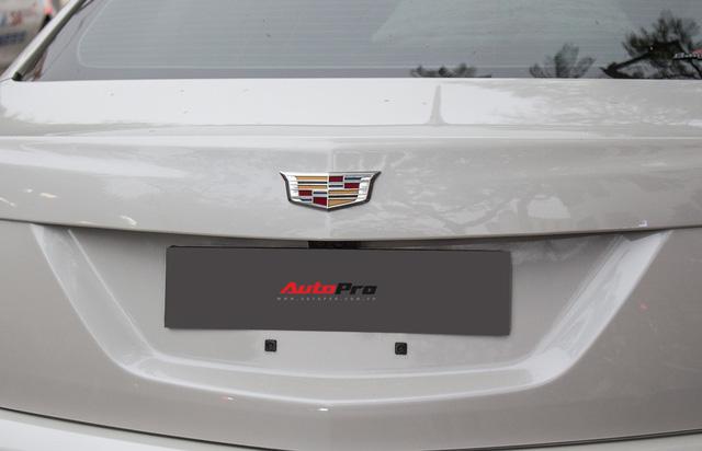 Sedan hạng sang Cadillac CT6 Premium Luxury đầu tiên xuất hiện tại Hà Nội - Ảnh 10.