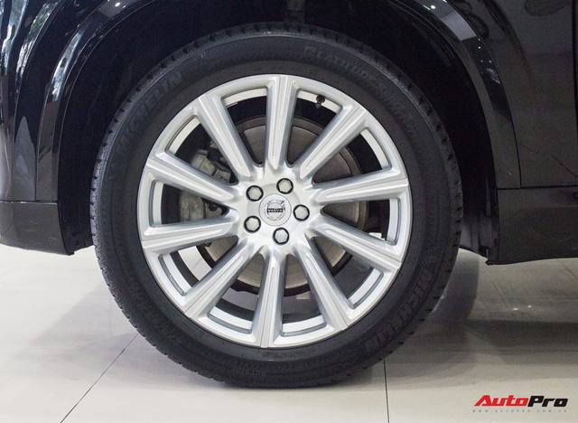 Volvo XC90 T6 lăn bánh hơn 27.000km được rao bán lại giá 3,1 tỷ đồng - Ảnh 8.