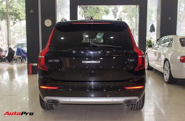 Volvo XC90 T6 lăn bánh hơn 27.000km được rao bán lại giá 3,1 tỷ đồng - Ảnh 2.