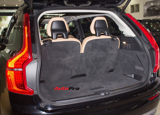 Volvo XC90 T6 lăn bánh hơn 27.000km được rao bán lại giá 3,1 tỷ đồng - Ảnh 28.