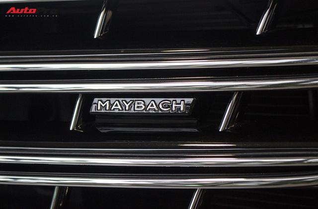 Cận cảnh Mercedes-Maybach S450 2018 - Sedan siêu sang giá 7,219 tỷ đồng - Ảnh 11.