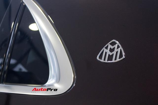 Cận cảnh Mercedes-Maybach S450 2018 - Sedan siêu sang giá 7,219 tỷ đồng - Ảnh 5.